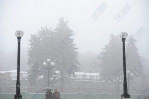 В Украину возвращается снег