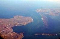 У Керченській протоці загорілися два судна під прапором Танзанії (оновлено)