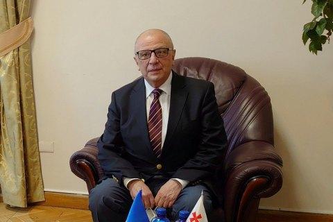 Посол Грузии вернулся в Украину после почти годичного отсутствия