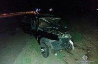 Под Каховкой в ДТП пострадали пять человек, один из водителей погиб