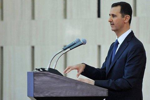 Асад заявив про можливість відставки через два роки після перемоги над ІДІЛ