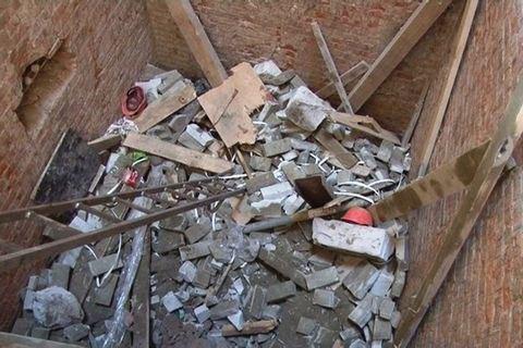 Во Львове два строителя упали в шахту лифта, один из них погиб