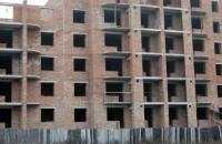В Тернопольской области студент разбился, упав с 9 этажа недостроенного дома