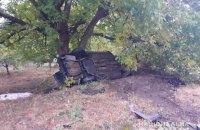 Компанія з восьми осіб потрапила в ДТП у Миронівці, загинув пасажир, що їхав у багажнику