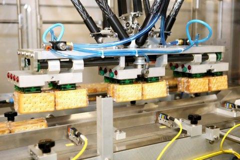Нова фабрика Roshen у Борисполі почала випускати продукцію