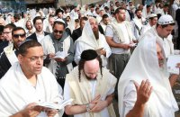 В Умани на иудейский Новый год ожидают до 40 тысяч паломников