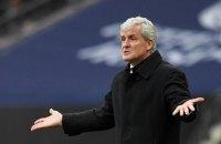 Клуб Английской Премьер-Лиги уволил главного тренера