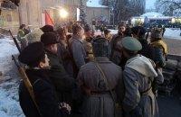 В Киеве начался марш ко Дню героев Крут