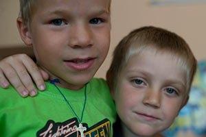 Итальянцы и американцы чаще всего усыновляют украинских детей