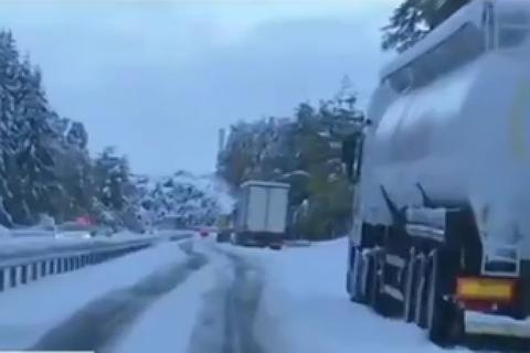 Через негоду в Карпатах можливі порушення руху транспорту, - ДержНС