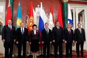 Янукович заседает с главами ЕврАзЭС