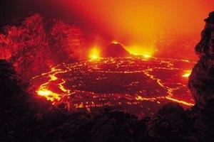 На Гавайях проснулся вулкан Кила-Уэа