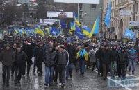 """Антимайдан """"регионалов"""" практически разошелся"""