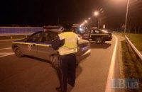 Сбитый машиной Автомайдана сотрудник ГАИ госпитализирован