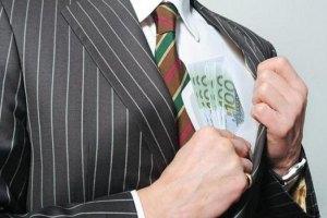 Минюст подсчитал ущерб от коррупции в 2012 году