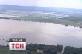 В Одесской области Дунай превысил критический уровень на 30-43 см