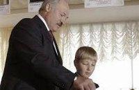 Лукашенко прилетел в Украину с сыном