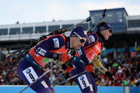 Естафету чемпіонату світу з біатлону виграла збірна Норвегії