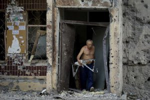 У Донецькій області за час бойових дій зруйновано 300 будинків