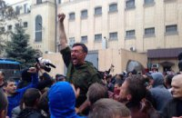 В Одессе сепаратисты отбили у милиции задержанных