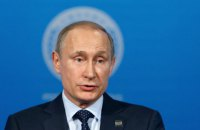 Путин вызвался быть гарантом договоренностей по Донбассу
