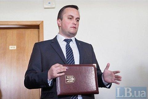 Голова САП Холодницький готовий піти у відставку