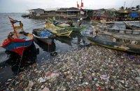 В Кении запретили пластиковые пакеты