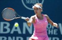 Українка Цуренко вийшла у фінал турніру WTA в Мексиці