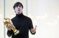 Головний тренер збірної Німеччини Льов назвав владу в Росії - режимом