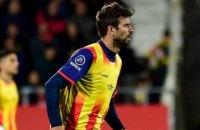 """Ведущий игрок """"Барселоны"""" объяснил, почему он отказался играть за сборную Испании, но сыграл за Каталонию"""