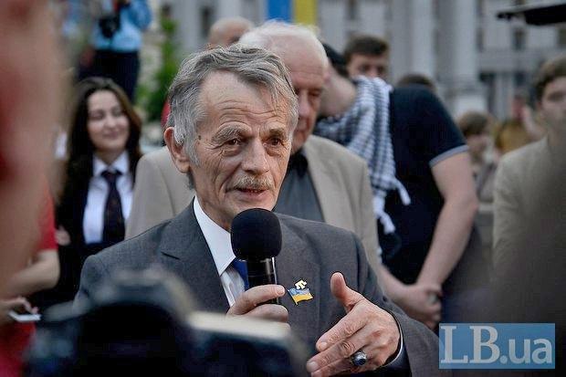Вечер памяти жертв депортации крымских татар в Киеве