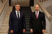 Шмигаль пропонує провести з Хорватією спільний бізнес-форум