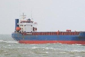 Спасатели эвакуировали 10 моряков из горящего сухогруза у побережья Крыма
