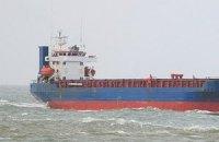 У Миколаєві на річці затонуло суховантажне судно - утворилася нафтова пляма