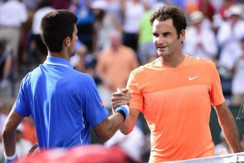 Федерер, разбив Джоковича, в 7-й раз победил в Цинциннати
