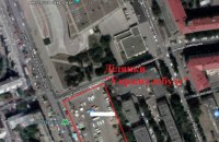 "Над метро ""Дворец Украина"" в Киеве построят многоэтажку"