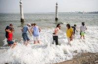 Аномальная жара в Европе приблизилась к рекордным 48 градусам