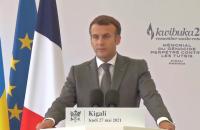 Макрон визнав політичну відповідальність Франції за геноцид у Руанді