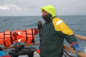 Ивановские экстремалы впервые пересекли на надувном судне полярный круг