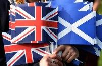 Англія відмовилася допомагати Шотландії з новим референдумом про незалежність