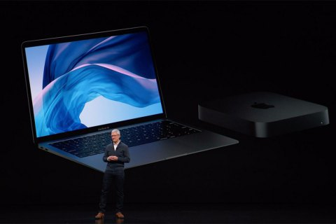 Apple представила нові MacBook Air, iPad Pro і Mac mini