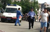 В Китае вооруженный ножом мужчина напал на школу, ранены 39 человек