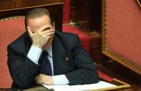 В Италии Берлускони судят за подкуп сенатора