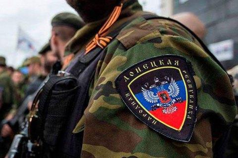 На оккупированной Донетчине УАЗ с пьяными боевиками подорвался на собственной противотанковой мине