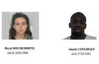Під час захоплення заручників у Парижі загинули дві людини
