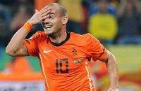 Відбір на Євро-2016: Снейдер врятував Голландію від конфузу