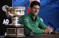 Джокович учергове виграв Australian Open (оновлено)