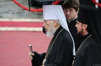 Митрополит Владимир впервые после болезни отслужил литургию