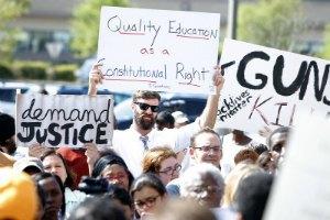У Південній Кароліні почалися протести через вбивство поліцейським афроамериканця