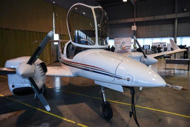Самолет Diamond DA42Т